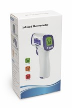 Thermometer Infrared with color changing display